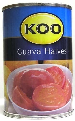 Koo Guava Halves 410g (2 Pack)