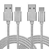Pro-Shock MICRO USB NYLON CABLE FOR ANDROID AND OTHER GADGETS ( GRAY )