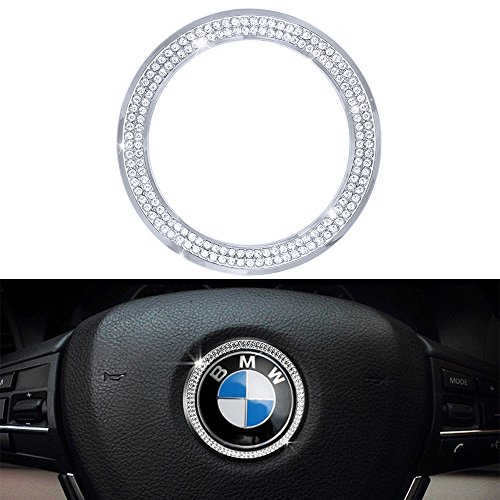 1797 BMW Accessories Parts Steering Wheel LOGO Caps for sale  Delivered anywhere in Canada