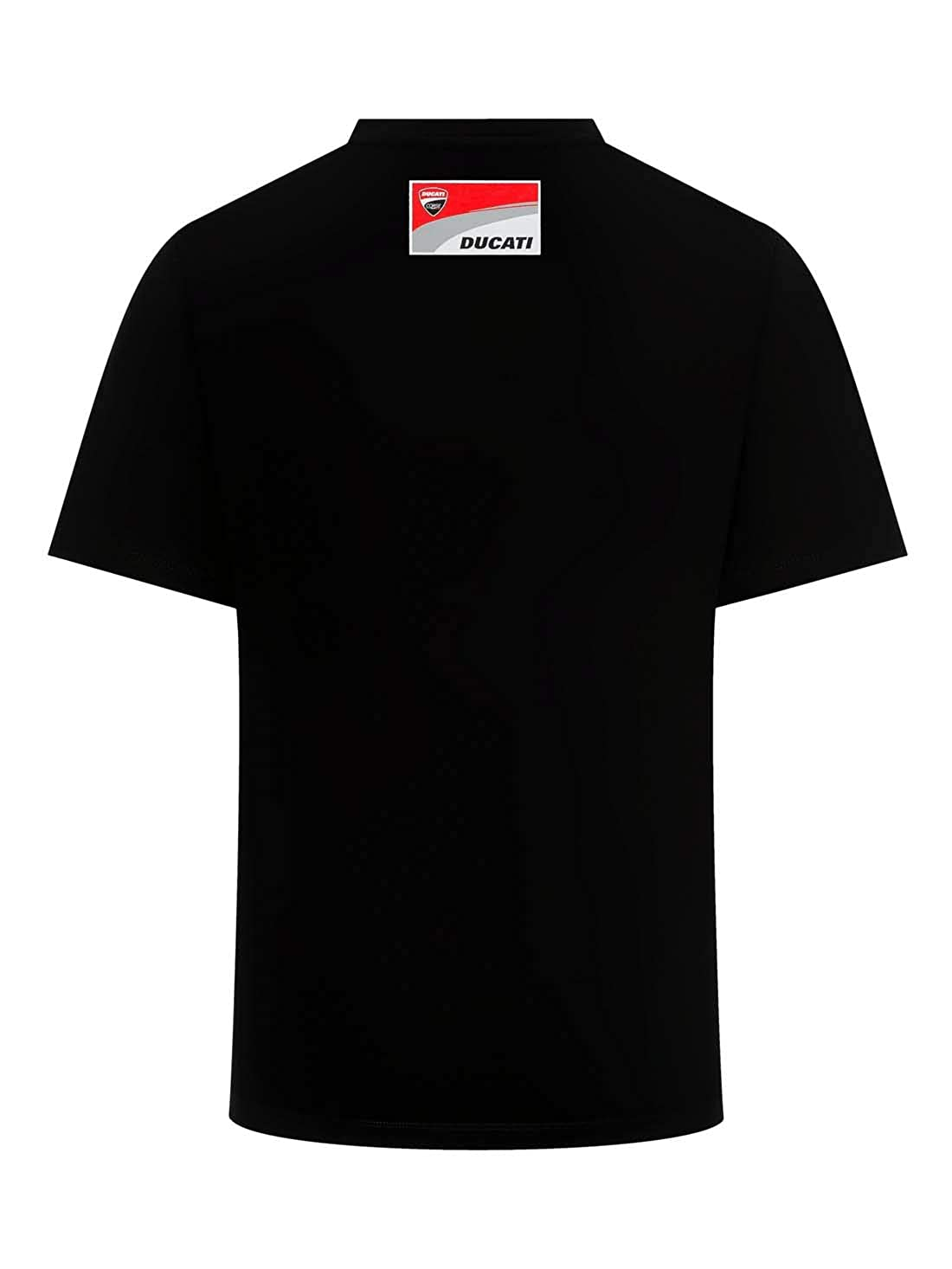 Ducati Corse T-Shirt Yoke Contrast