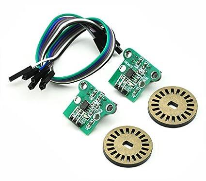 TinySine Wheel Encoder Kit for Robot Car