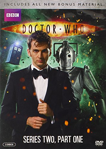 Doctor Who: Series Two Part One and Part Two (2pack/Giftset/DVD) by BBC