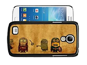 COVER FOR SAMSUNG S4 MINI i9190 AVENGERS MINIONS FUNNY by ruishername