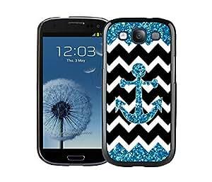 BINGO good review Anchor Samsung Galaxy S3 i9300 Case Black Cover 3