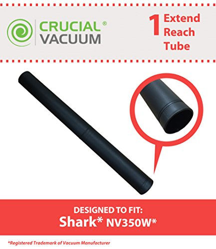 Replacement For Shark Navigator 16  Extend Reach Tube  Compatible With Part   114Ffj  By Think Crucial
