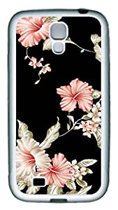 Samsung Galaxy S4 Case TPU Customized Unique Print Design Decorative Pattern Of Oriental Style 4 Case Cover For Samsung Galaxy S4 by icecream design