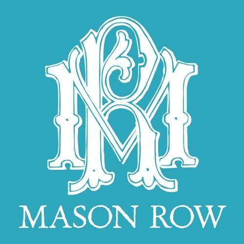Teal Stamp Pad (Mason Row SU-37428 Ink Pad, Mediterranean Blue)