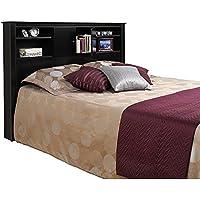 Bedroom Custom Queen-size Storage Headboard