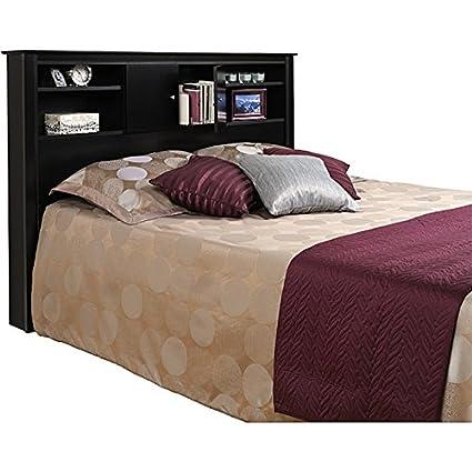 Amazoncom Bedroom Custom Queen Size Storage Headboard