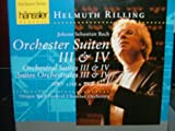 Bach: Orchester Suiten lll & lV