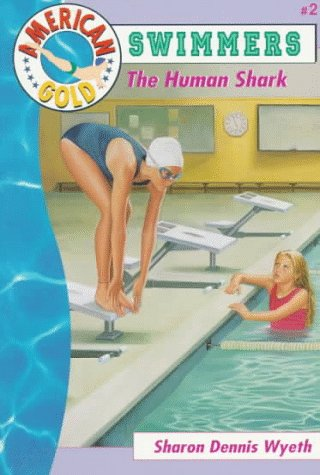HUMAN SHARK, THE (next reprint) (American Gold: Swimmers)