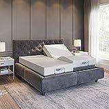 Classic Brands Adjustable Comfort  Upholstered