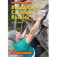 Bouldering in the Canadian Rockies
