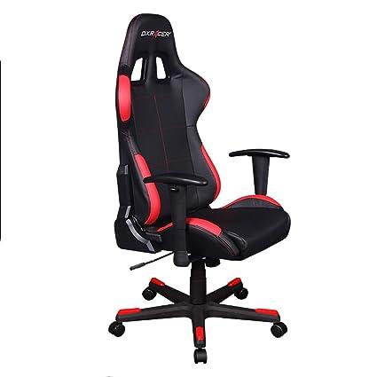 DXRacer Formula Series DOH/FD99/NR Newedge Edition Racing Bucket Seat Office  Chair Computer