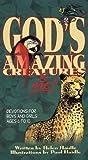 God's Amazing Creatures & Me! Devotions for Boys and Girls Ages 6 to 10 (Devotions for Boys and...