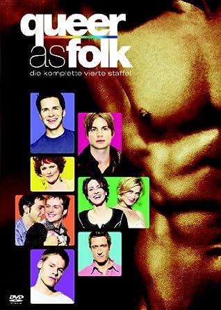 Queer as Folk - Die komplette vierte Staffel Alemania DVD: Amazon ...