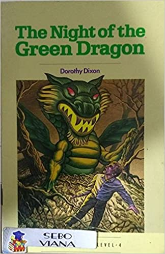 streamline graded readers the night of the green dragon level 4
