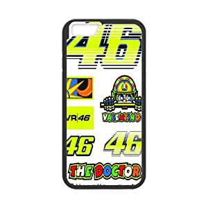 Generic Case Valentino rossi For iPhone 6 4.7 Inch 2W3EE48304