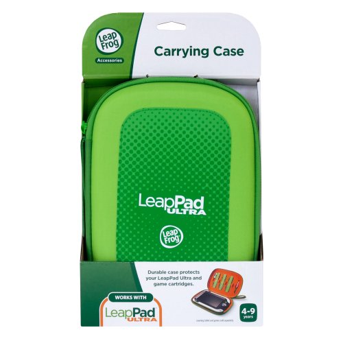 LeapFrog LeapPad Ultra Carrying Case, Green by LeapFrog (Image #1)
