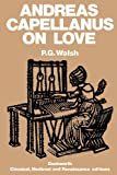 Andreas Capellanus on Love, Walsh, P., 0715616900