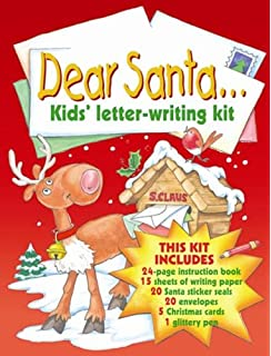 Dear father christmas raymond briggs letter writing kit letter dear santa kids letter writing kit spiritdancerdesigns