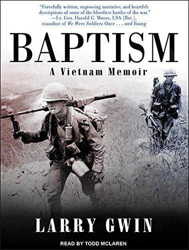 Baptism: A Vietnam Memoir by Tantor Audio