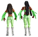 WWE Battle Pack Series #24 Cameron and Naomi Action Figure, 2-Pack