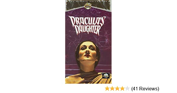 Amazon.com: Draculas Daughter [VHS]: Otto Kruger, Gloria Holden, Marguerite Churchill, Edward Van Sloan, Gilbert Emery, Irving Pichel, Halliwell Hobbes, ...