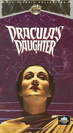 Draculas Daughter [VHS]