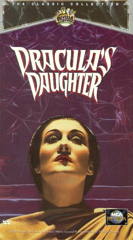Draculas Daughter [VHS] Otto Kruger