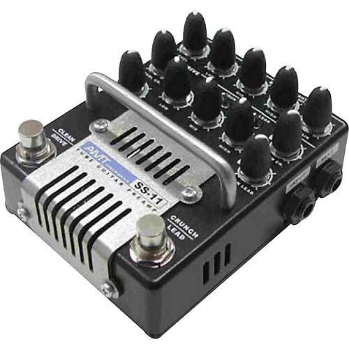SS-11 3-Channel Dual Tube Guitar Preamp]()