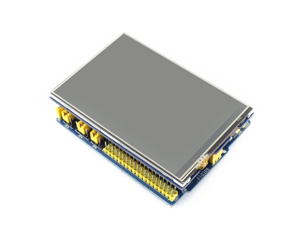 4inch Arduino Display Module Resistive Touch Screen TFT LCD