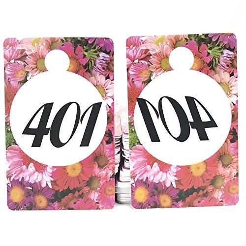 181c37cd83df Sarira C Large Live Sale Tags Plastic Live Sale Number Cards Normal ...