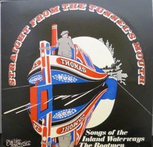 Straight From The Tunnels Mouth LP (Vinyl Album) UK Sweet Folk And Country (Straight Tunnel)