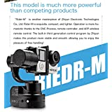 Zhiyun Rider-M Wearable 3 Axis Brussless Gimbal Stablizer for Gopro Camera Support APP Remote Control