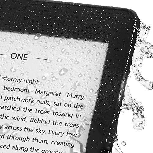 Kindle Paperwhite - Now Waterproof with 2x the Storage - Includes Special Offers