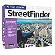 Rand McNally - Streetfinder