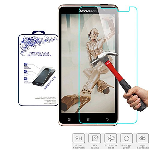 Tempered Glass for Lenovo A6000 Clear - 4