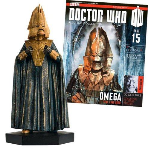 doctor who omega figure - 3