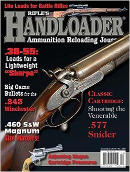 Handloader Magazine - December 2015 - Issue number 299: Dave