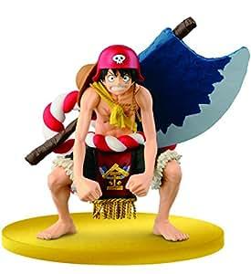 Banpresto 25302 – Figura de Monkey D. Luffy de One Piece