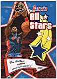 Ben Wallace 2005-06 Topps Bazooka All-Stars