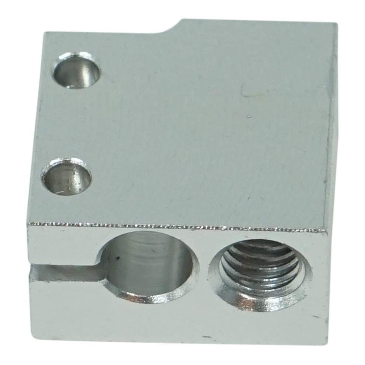Pieza de repuesto para Artillery Sidewinder X1//Genius Bloque de calentador completo Hotend