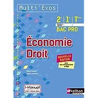 Economie-Droit 2e/1re/Tle Bac Pro Tertiaires
