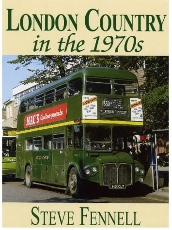 London Country in the 1970s ebook