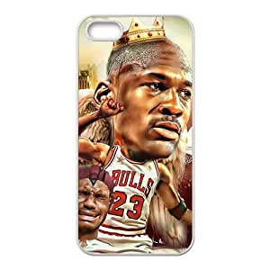 Bulls 23 Fahionable And Popular Back Case Cover For Iphone 5s