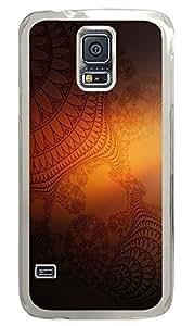 Samsung Galaxy S5 Mosaic Pattern PC Custom Samsung Galaxy S5 Case Cover Transparent