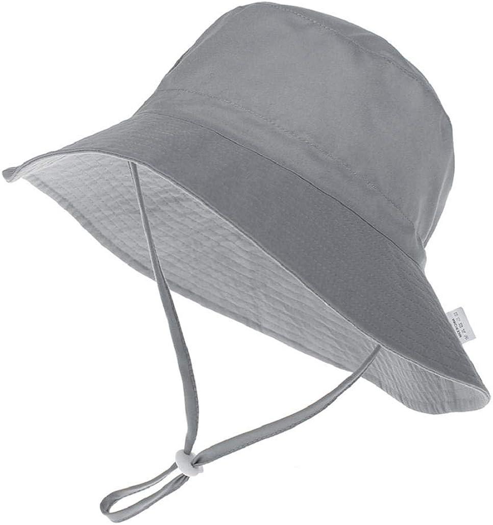 Protezione per Bambini E Bambine iClosam Cappello Sole Spiaggia Berretto Piccolo Bambini 50