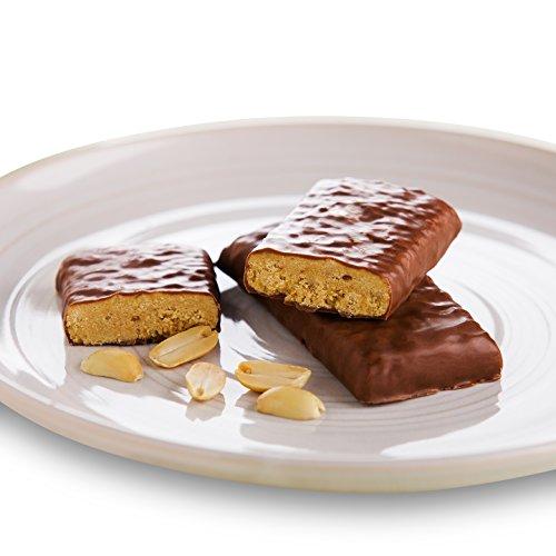 WonderSlim 10g Protein Diet Snack Bar - Peanut Butter Crisp (7 Servings/Box)