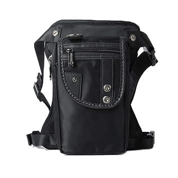 Amazon.com: FreeStreetBo - Bolsa de lona para hombre, diseño ...